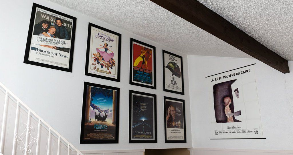 Some Great Movieposters Displayed In Our Our Posterframes Thanks For Sharing Alan Get Your Frames At Www Spotlight Poster Frame Frame Movie Poster Frames