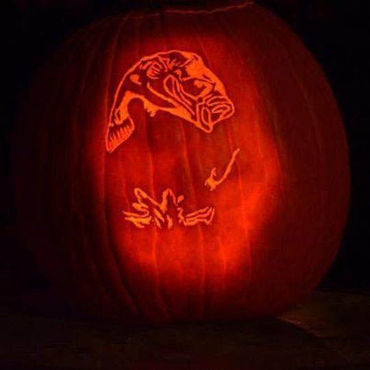 15+ Fish pumpkin carving stencils inspirations