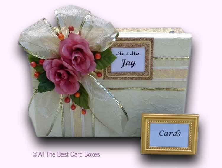 Pin By All The Best Card Boxes On Bride Card Box Wedding