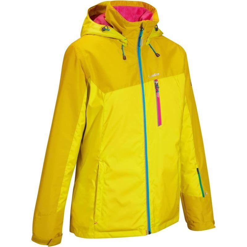 49 99 Ski Jackets Free 400 Women S Jacket Yellow Wed Ze