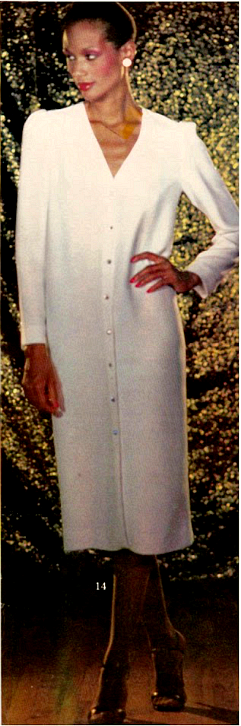 Beverly models for Neiman-Marcus, 1979.