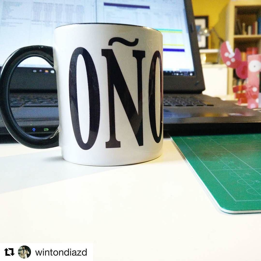 Y tu semana cómo va? #coñomug foto by @wintondiazd  It's been that sort of week... #projectmanagement #projectfinance #projectevaluation #construcción #construction #realestate #ilovewhatido #coñomug #coño @justmanguit