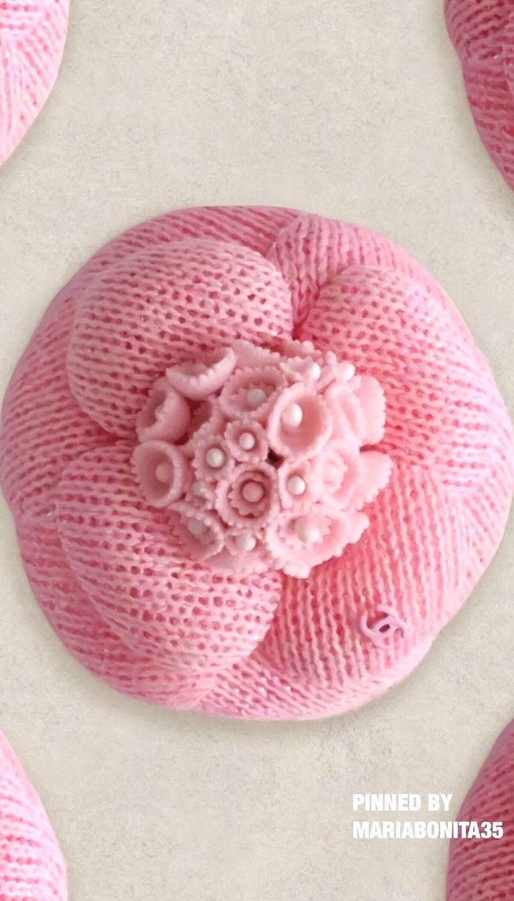MARIABONITA♡ — The Camellia Flower by Chanel