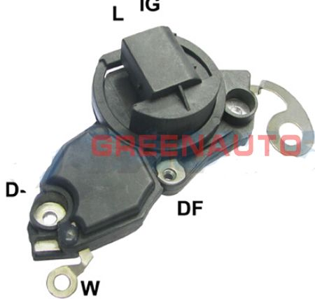 12v New Alternator Voltage Regulator F00m255200 F00m255201 F00m255202 For Bmw For Land Rover Alternator Land Rover Replacement Parts