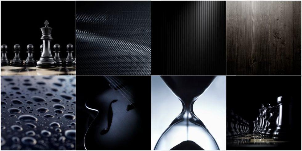 Wallpaper for samsung s4 black