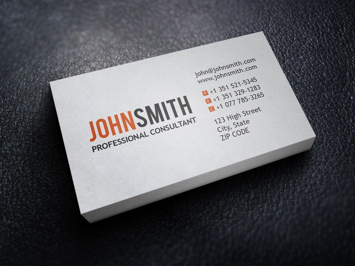 Business Cards 16pt Card Stock La Print Free Business Card Templates Business Card Template Word Personal Business Cards