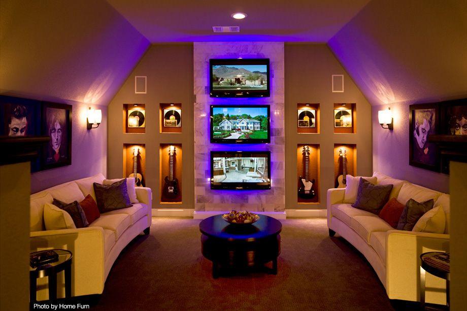 9 Awesome Living Room Designs Bonus Room Small Room Design Building A Container Home