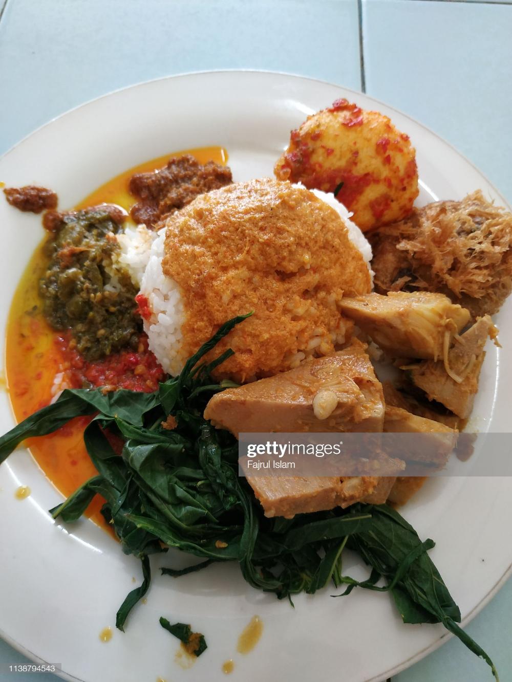 Nasi Padang Png : padang, Lunch, Indonesian, Called, Padang, Sumatera, Island, Food,, Menu,