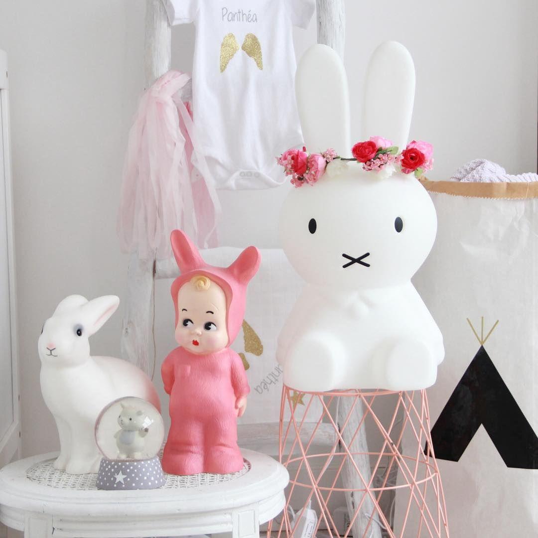 Lampe Miffy S Pink Mrmaria Pink T Miffy Lamp