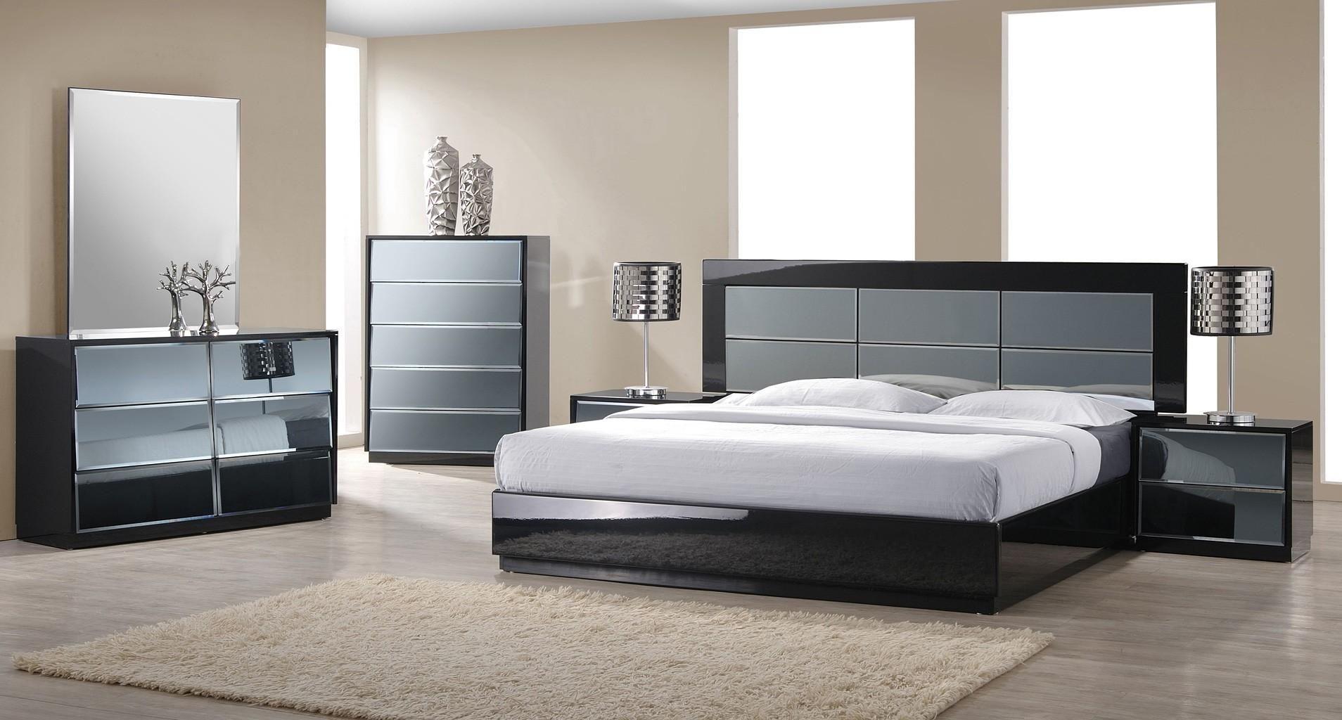 Venice Platform Bedroom Set Platform Bedroom Sets Bedroom Sets King Bedroom Sets