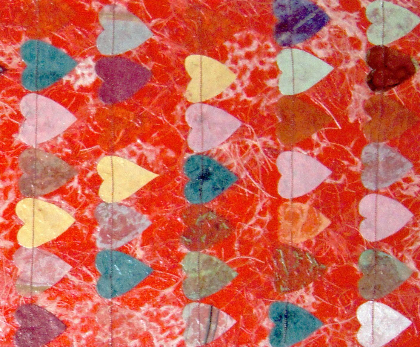 Paper Hearts - www.artfulgift.com