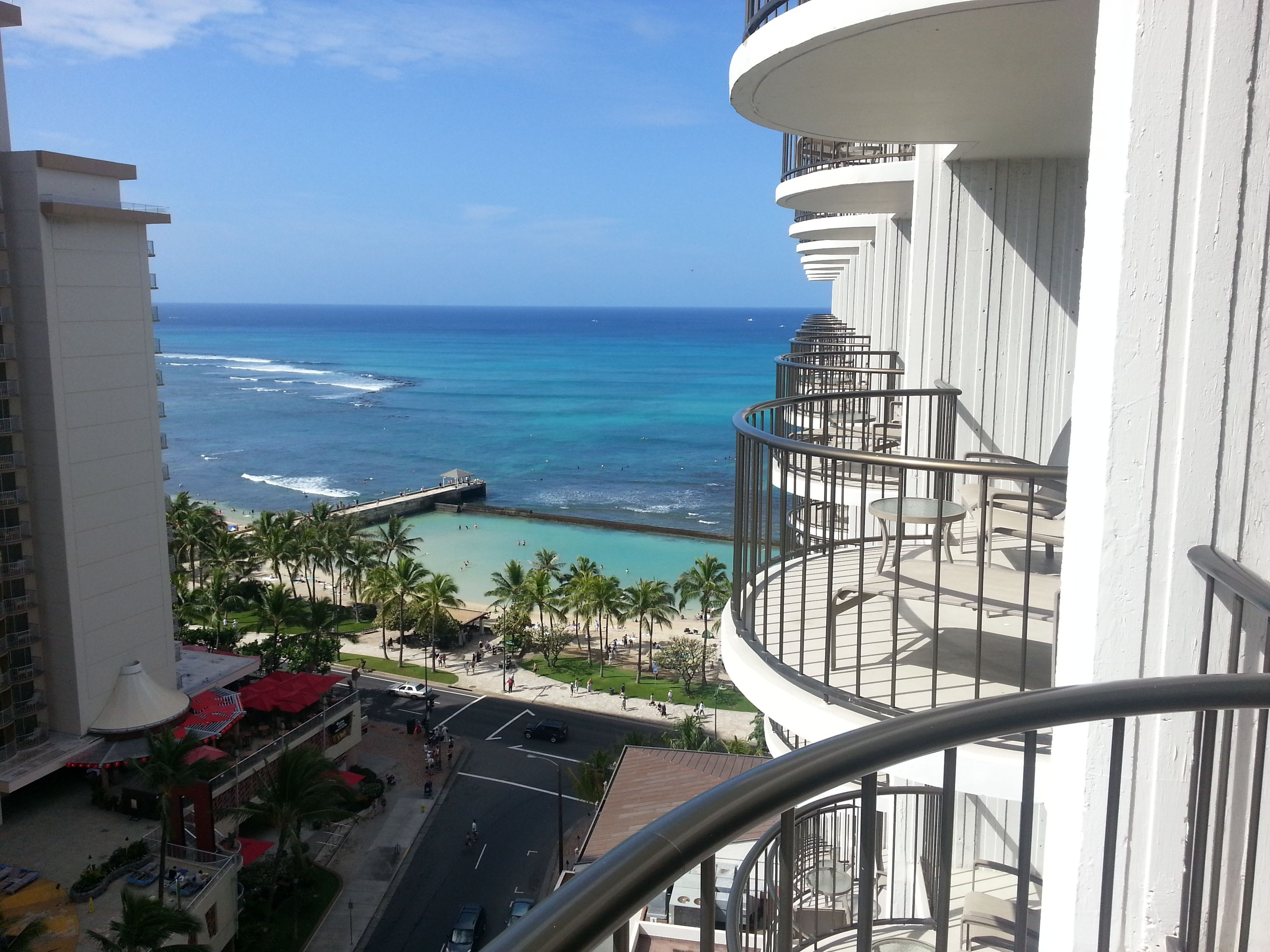 The Waikiki Beach Marriott Resort And Spa