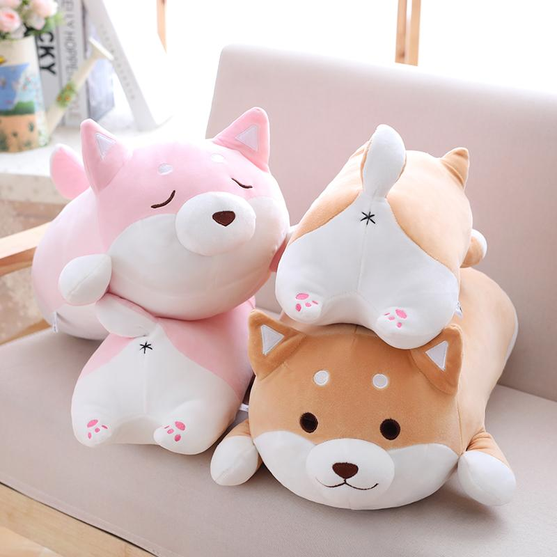 Cartoon Shiba Inu Plush Doll Cute Stuffed Animals Kawaii Plush