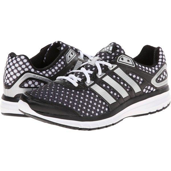 Womens Shoes adidas Running Duramo 6 W Black/Silver Metallic/White
