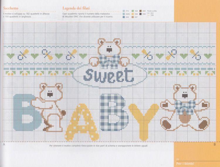 Gallery.ru / Фото #29 - 49 - geminiana   baby crocette..culle e ...