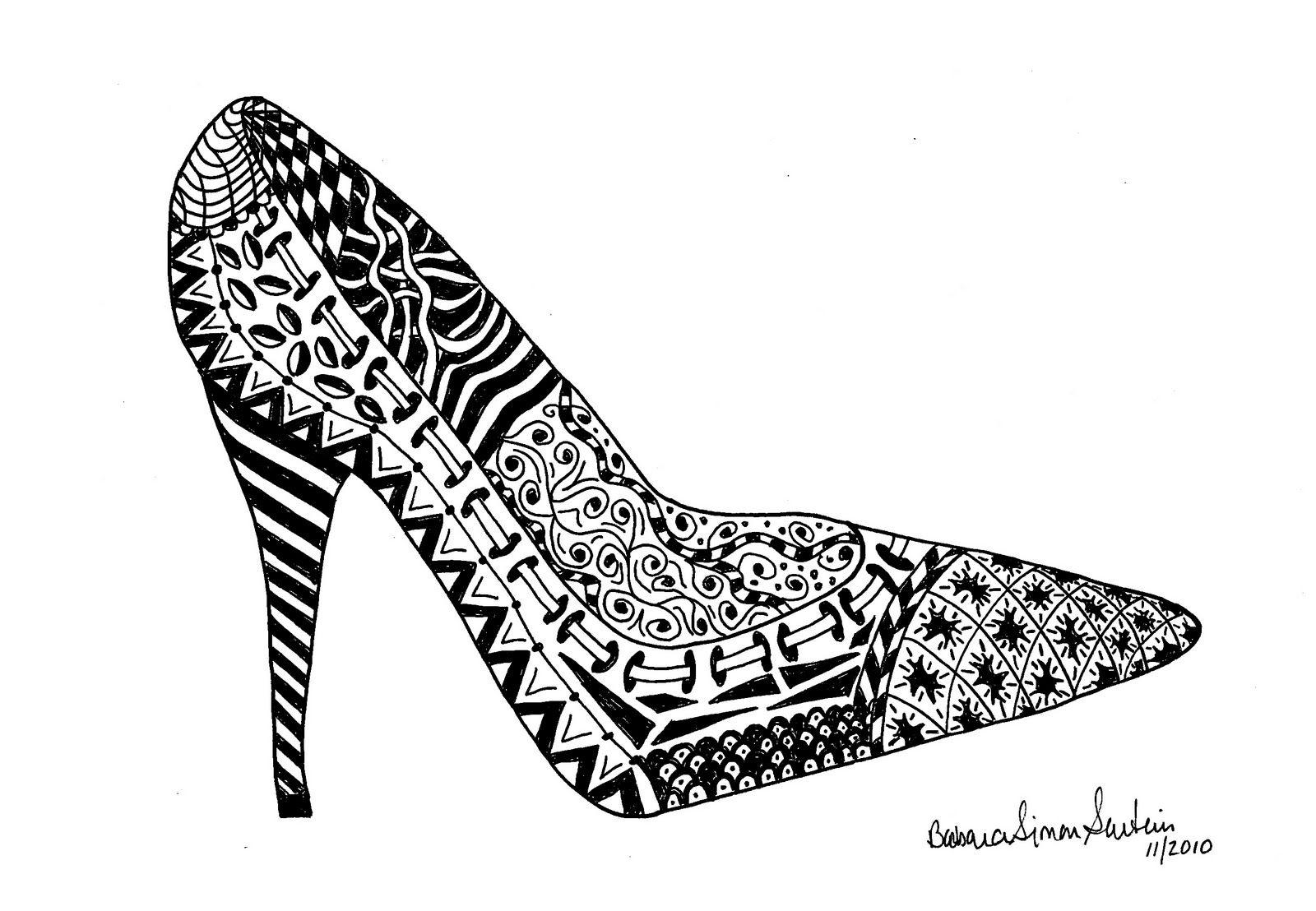 Having So Much Fun Drawing These Doodles Kleuren Kleurplaten Zentangle