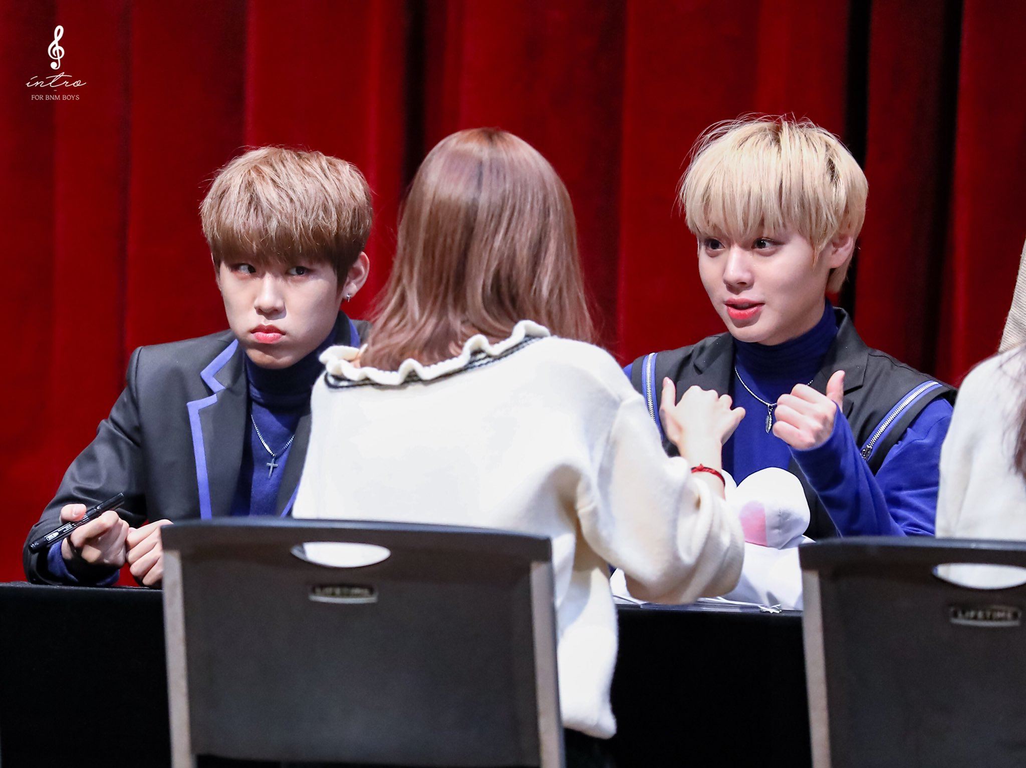 Woojin, jealous much huh? | Wanna One, The baes | Woo ...