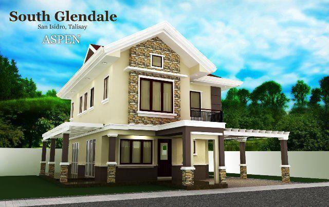 South Glendale L Ocation San Isidro Talisay Cebu Philippines Project Area Mid Market Subdivision Project Riverside House Aspen House San Isidro
