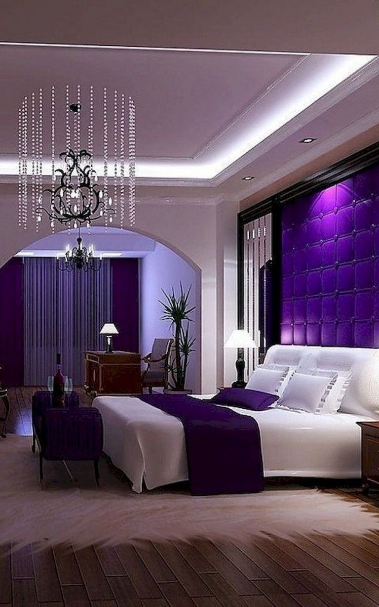 57 Sweet Master Bedroom Decor Ideas And Remodel Luxury Bedroom Master Master Bedroom Decor Romantic Luxury Bedroom Design