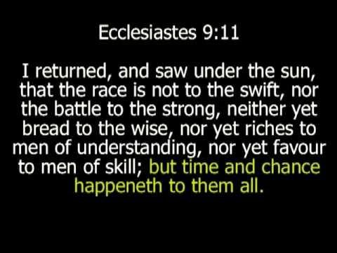 Pin on Ecclesiastes