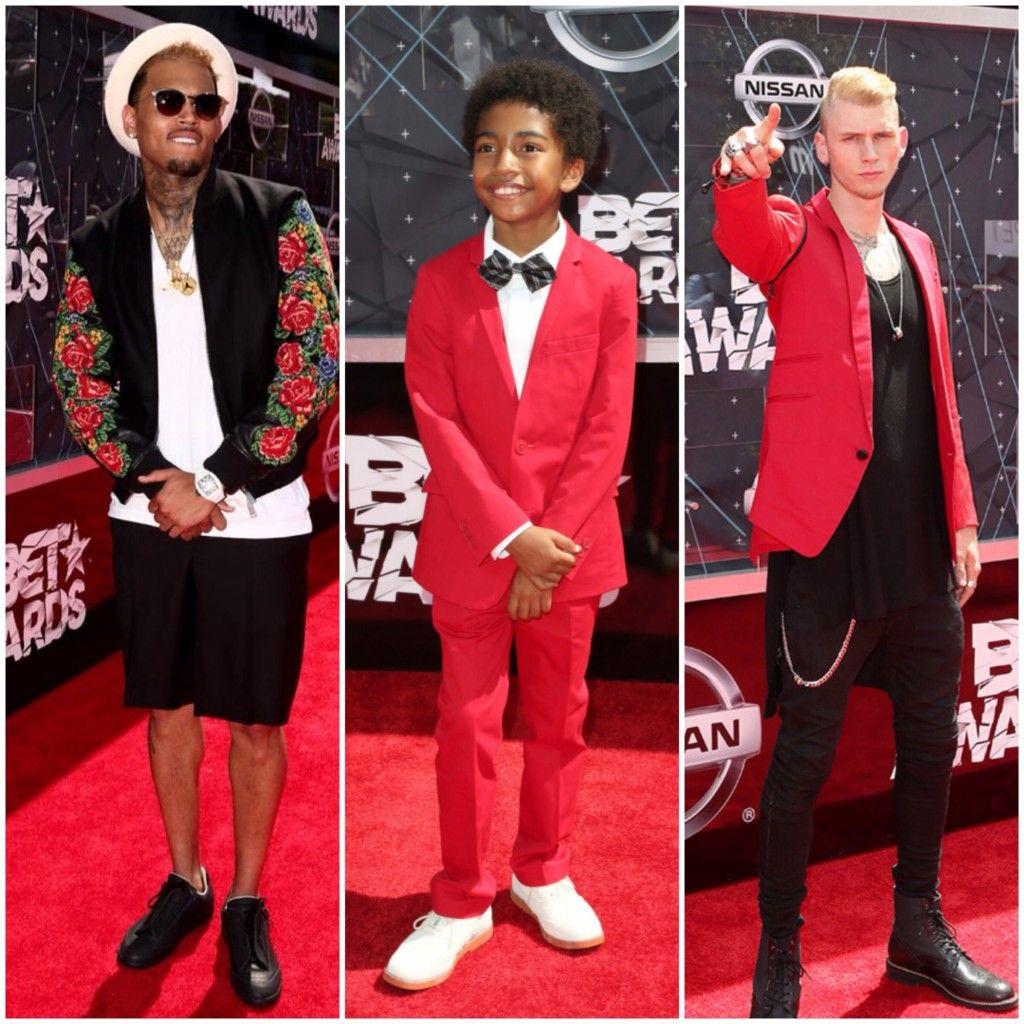 Inspire Me Mondays 2015 Bet Awards Celebrity Kids Fashion Red Carpet Looks Red Carpet