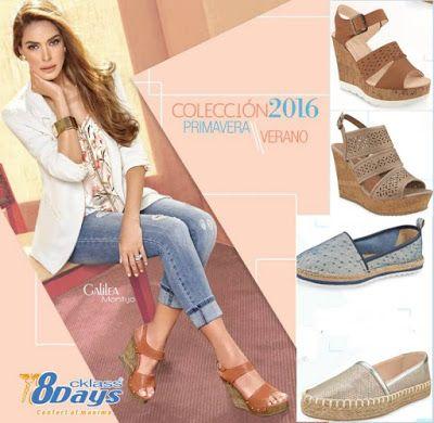 dbbd7a087be catalogo de zapato confort cklass pv 2016. Moda mexicana 2016