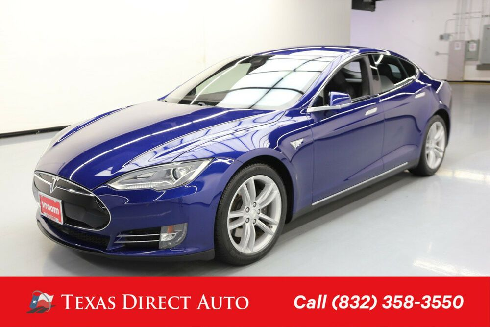 For Sale 2015 Tesla Model S 70D Texas Direct Auto 2015