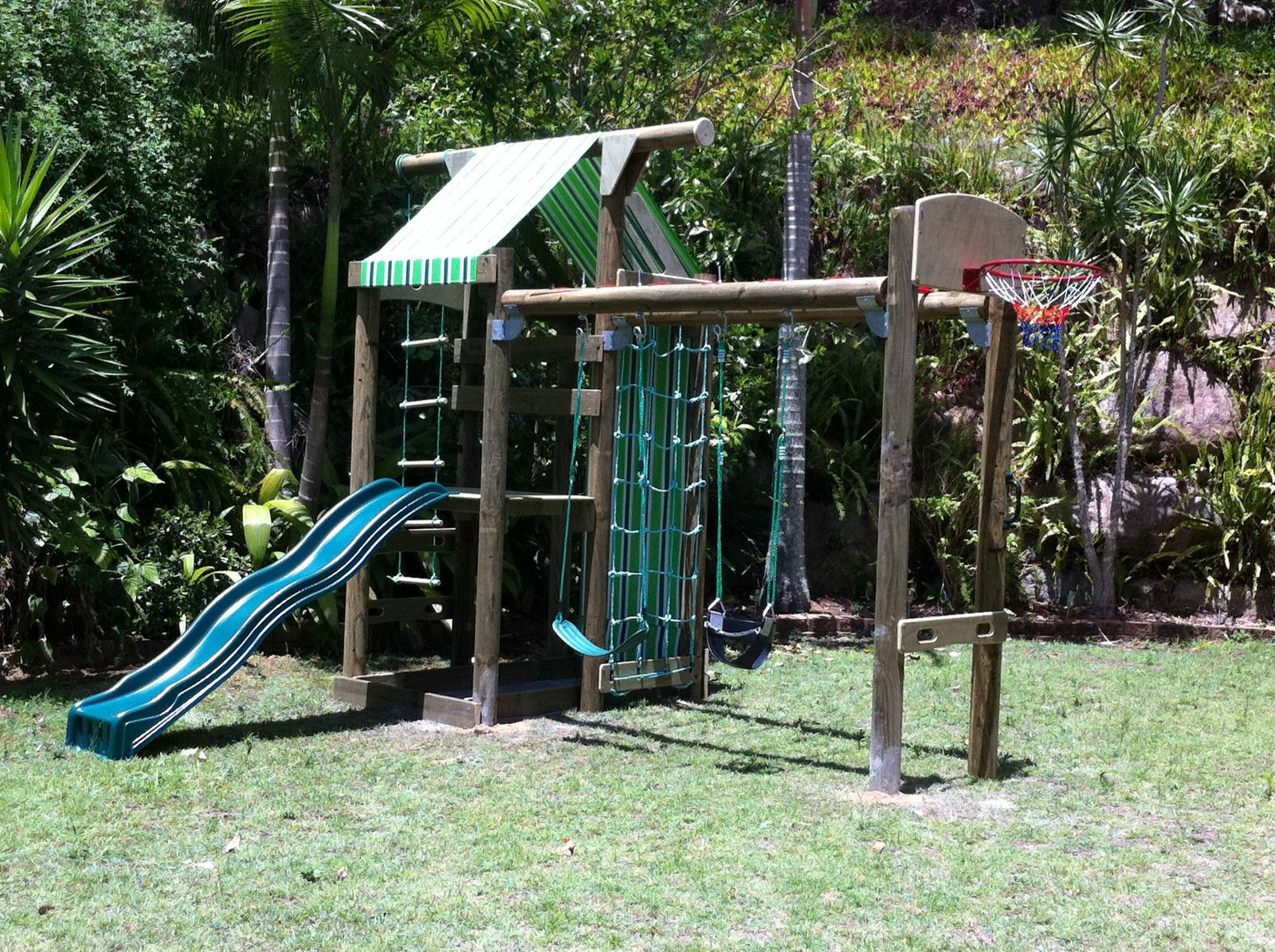 peppertown skyfort special 1 diy playground cubby house swings