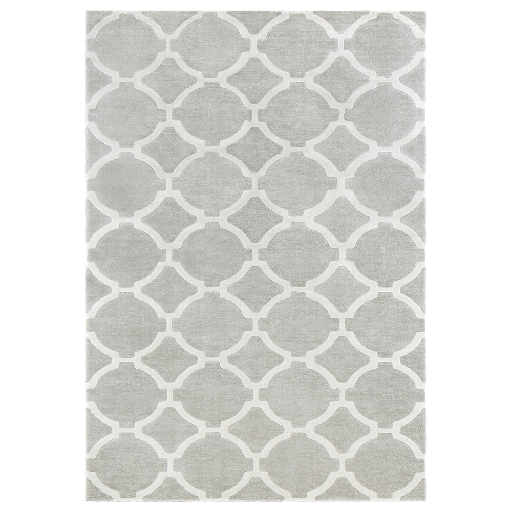 Ikea Hillested Gray White Rug Low Pile In 2020 Ikea Rug Carpet