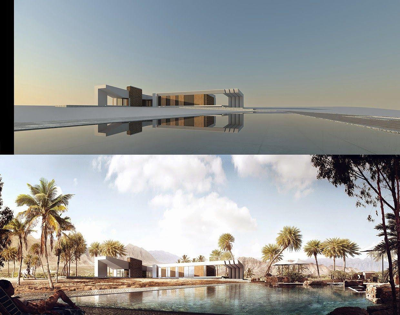 Wettbewerb Für Theatersanierung: Architectural Visualization Tutorial
