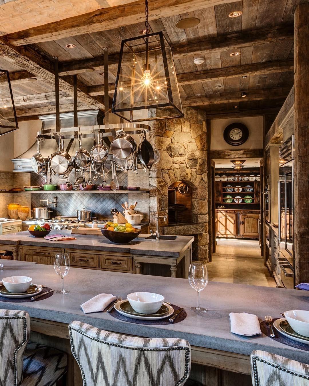 Perfecto Cocinas De Estilo Rancho Ideas Ornamento Elaboración ...