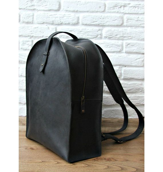 4325c16d34 Women leather backpack