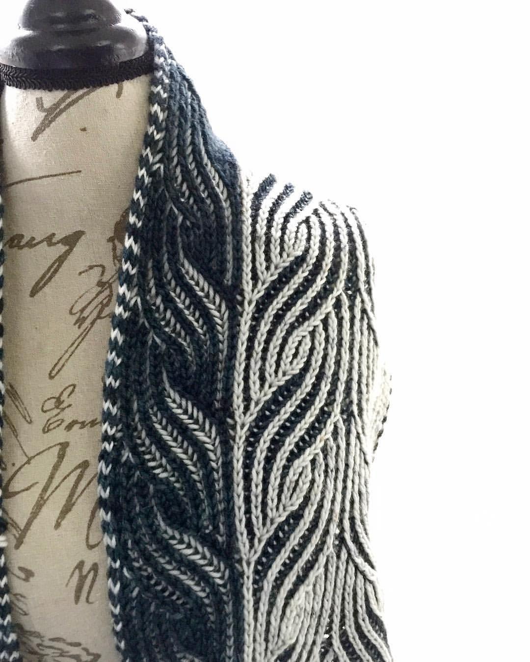 Pin by Kristin D  Jones on Brioche Knitting Bliss | Knitting