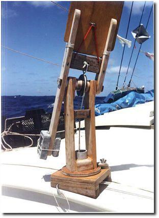 Self Steering Windvane   Sailing terms, Sailing, Sailboat