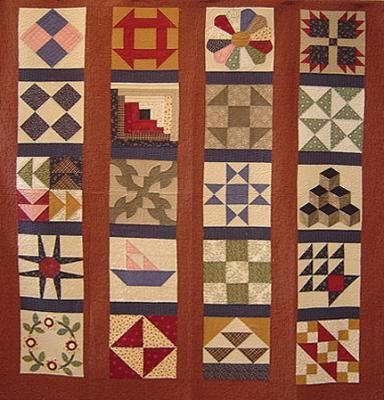 Civil War Speaker Series: Slave Quilts at the Jesse James Farm ... : slave quilts codes - Adamdwight.com