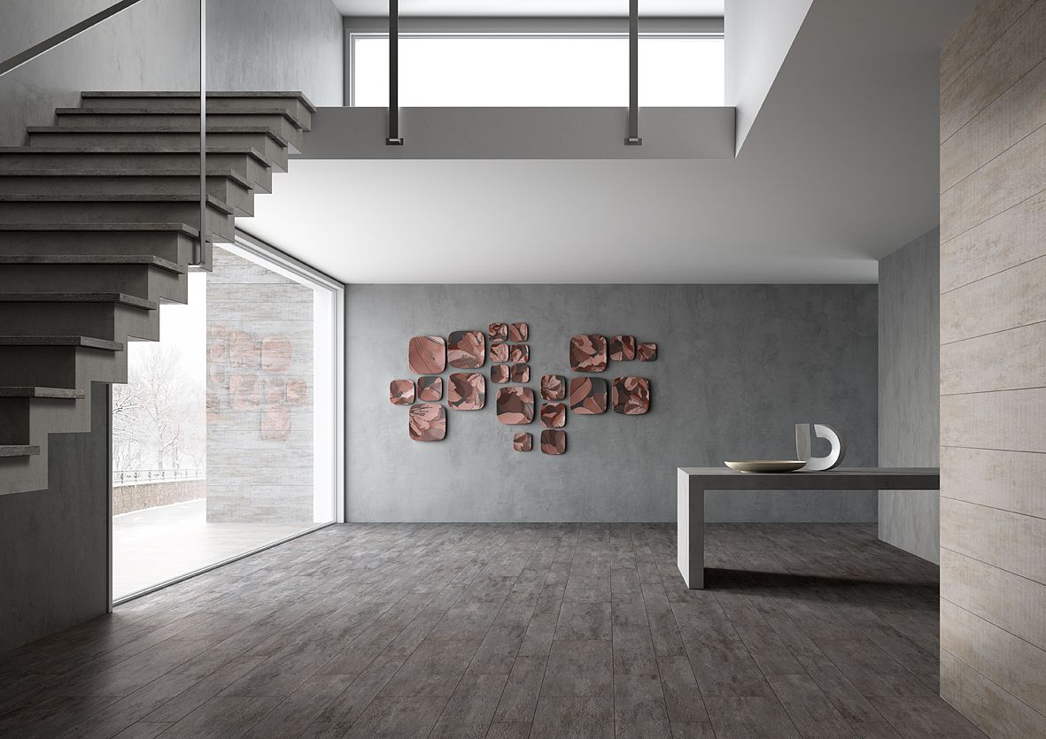Porcelain Stoneware Wall/floor Tiles PLANK By Ceramica Du0027Imola