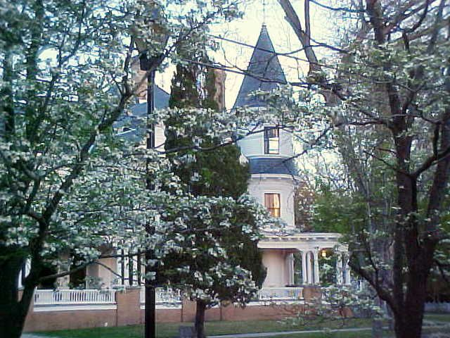 For some reason, it is very hard to get a good photograph of the Blades House (one of the most famous of the Historic Homes in New Bern). M...