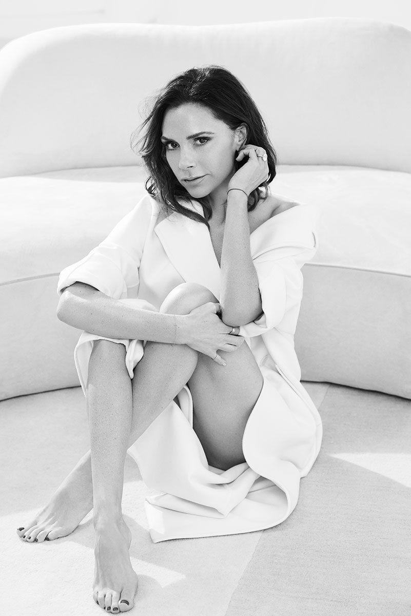 Victoria Beckham by Pamela Hanson for InStyle US April ...