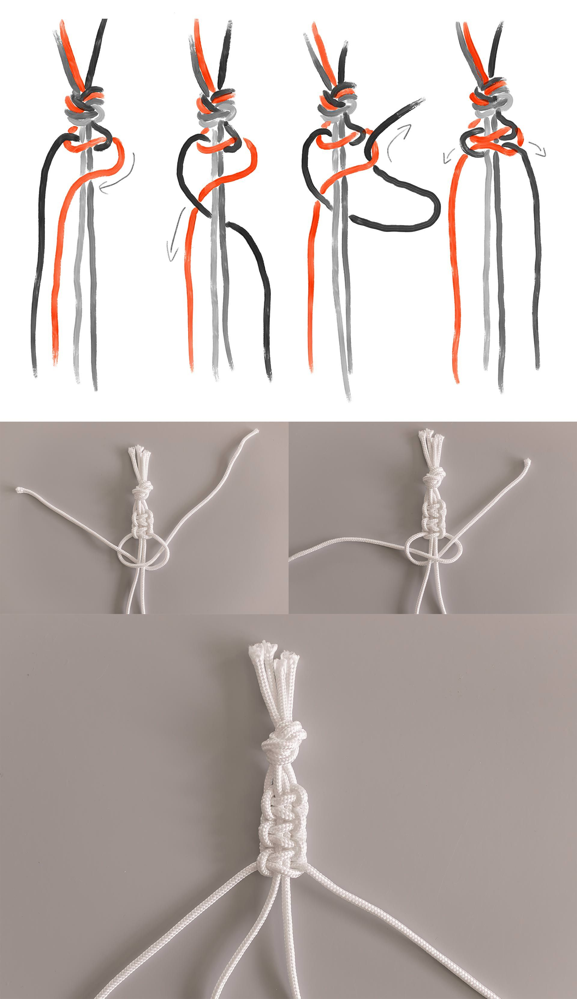 Makramee selber machen? So knotet man Blumenampel, Wandbehang & Co. #diyinterior