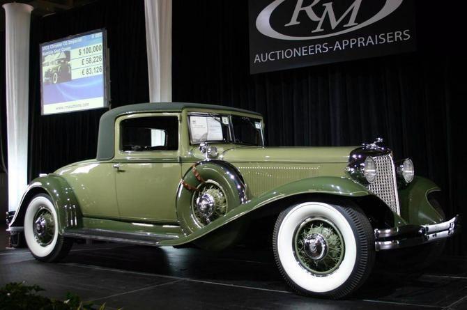 1931 Lebaron Chrysler Cg Imperial Coupe Classy Cars Chrysler