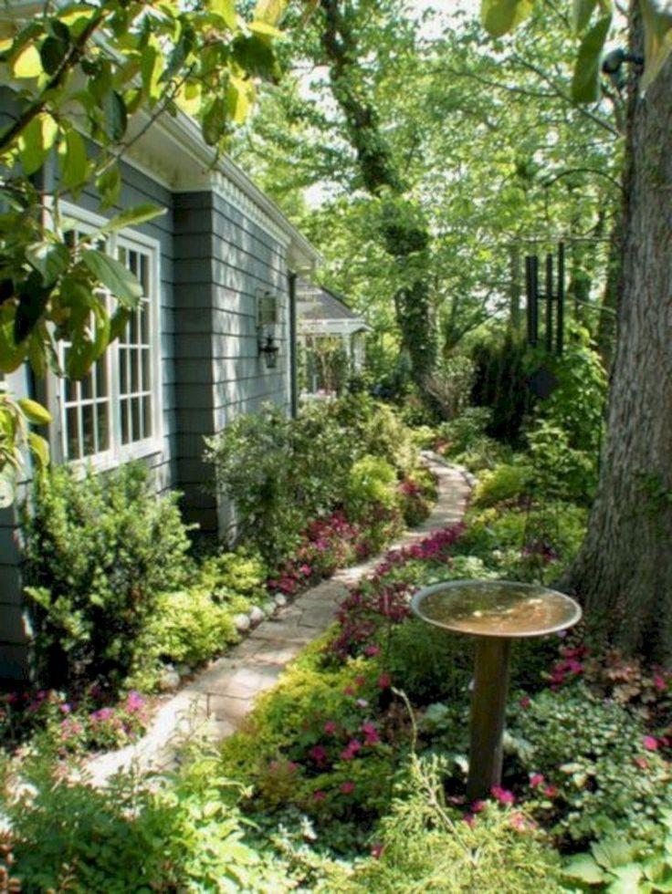 28+ Beaty Small Backyard Landscape-Designs für Ihren Garten #backyardshed #backyar ... - Gartengestatung 2019 #backyardlandscapedesign