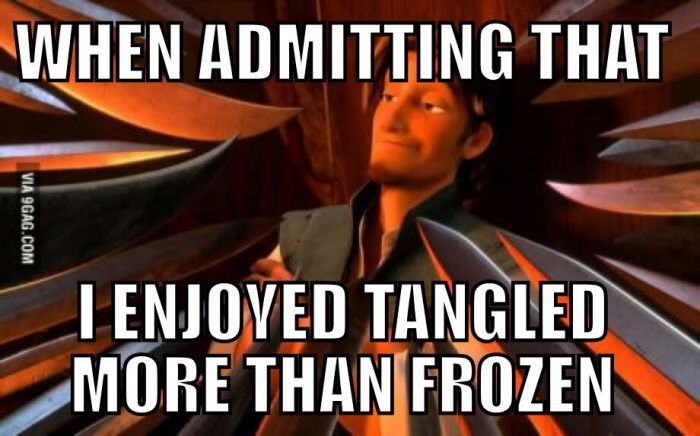Frozen is not the greatest movie ever people! It is ruining Disney!