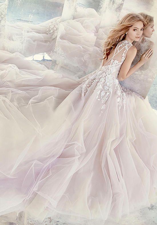 Hayley Paige 6604 Leah Wedding Dress