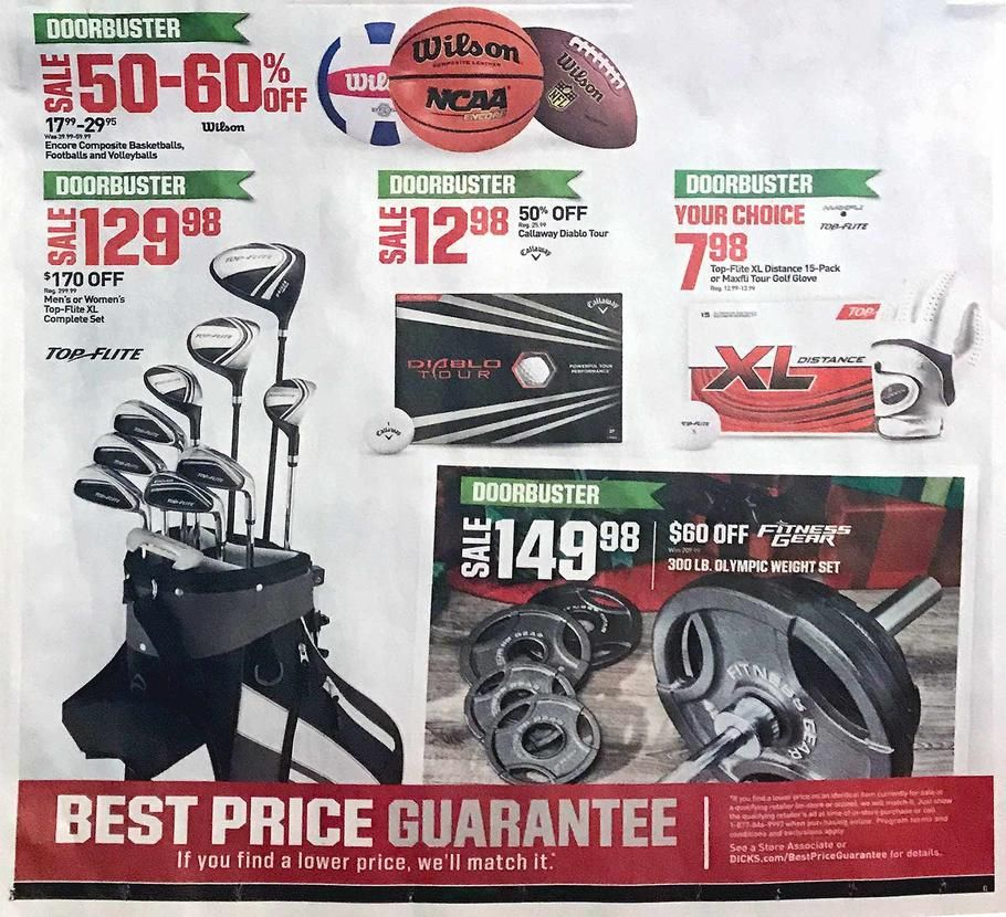 Pin on Dick's Sporting Goods Black Friday