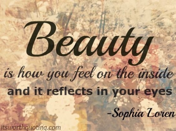 Beauty Quotes. #Quotes #BeautyQuotes #ItsWorthQuoting #Beauty http://www.itsworthquoting.com/beautyquotes.html