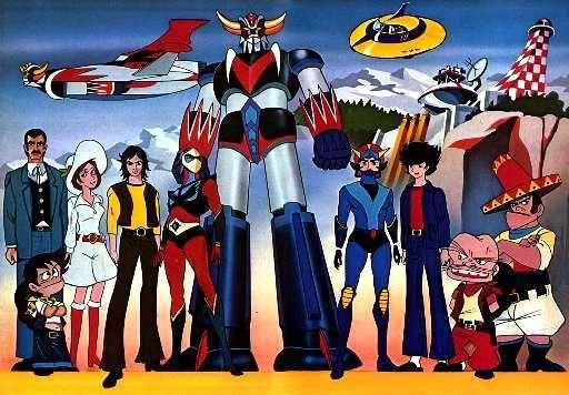 Goldorak Streaming Sur Dvd Anime Org Goldorak Dessin Anime Dessin Anime Annee 80