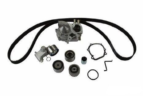 TCKWP328A Gates Timing Belt Kit w/ Water Pump Subaru WRX