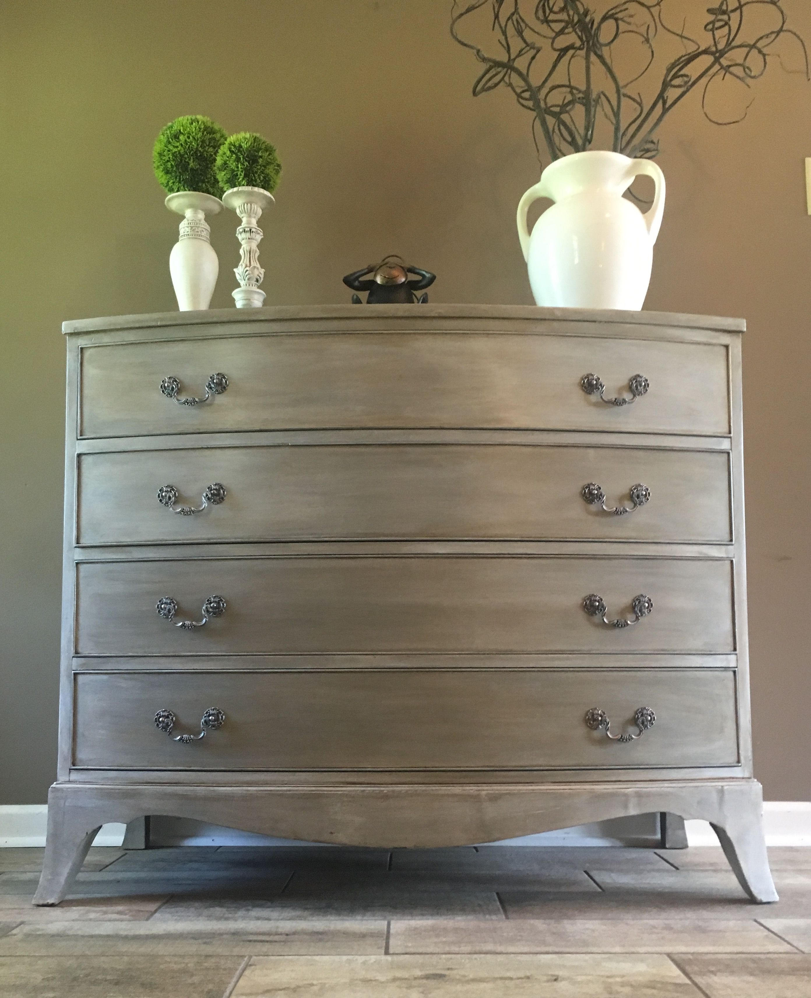 French Linen Chalk Paint Coffee Table: Annie Sloan Old Ochre, Dry Brush French Linen, Dry Brush