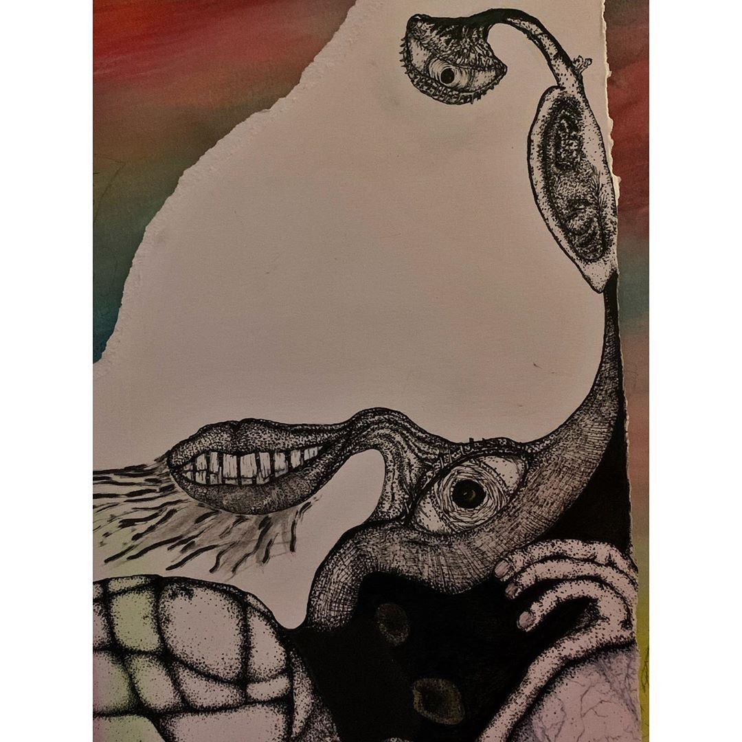 ... 🖖🎨🌲🦠🖤... . . . #psychedelicart #penandink #penandinkart #art #artwork #psyart #acidart #artoftheday #artistsupportartists #instaart #contemporaryart #illustrationartists #darkart #inklineart #tattooart #lsdart #tattooartist #instaartist #fineart #artofinstagram #arte #artcurator #artbrut #artistic #abstractart #artfollowers  #artistsoninstagram #artsy #artcurator