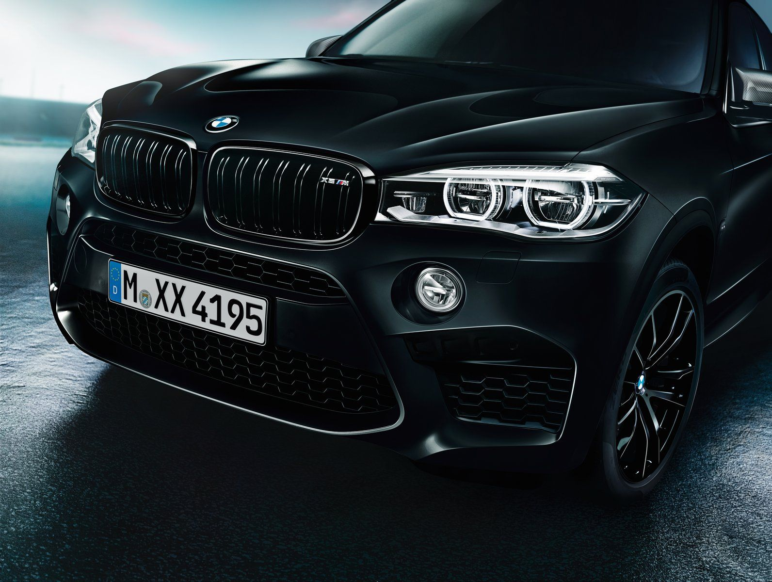 Bmw Unveils New X5 M And X6 M Black Fire Editions Carscoops Bmw X6 Bmw Black Bmw X5 M